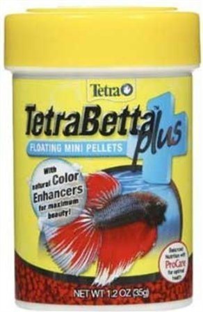 Tetra-77256-TetraBetta-PLUS-Mini-Pellets-12-Ounce-85-ml
