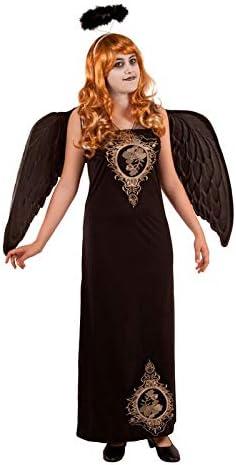 DISBACANAL Disfraz de Ángel caído Mujer - -, S: Amazon.es ...