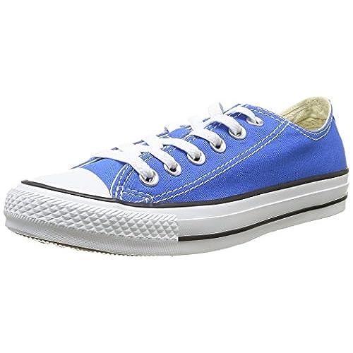 23e1ea704bbc 80%OFF Converse Chuck Taylor All Star Light Sapphire Textile Trainers