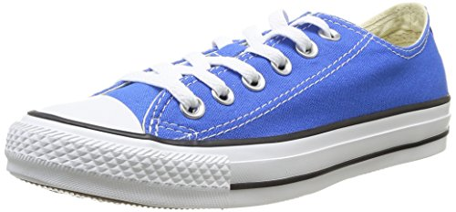 Converse Star Ox Canvas Seasonal, Sneaker, Unisex - adulto Blu (Blu)