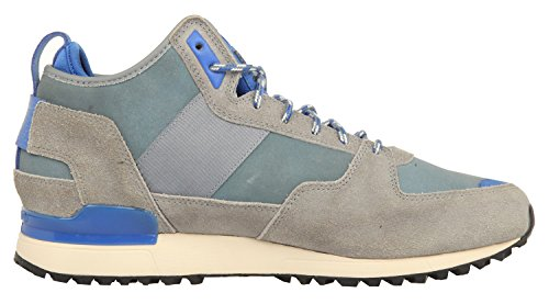 adidas Ransom Caballeros Sneakers MILITARY TRAIL RUNNER Gris-Petrol