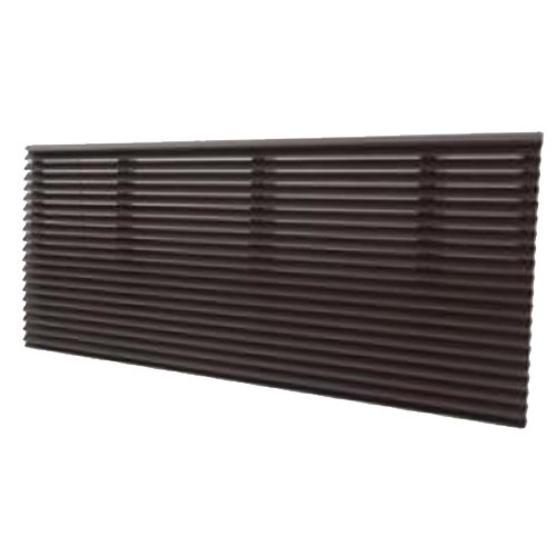 Perfect Aire 1PT-EXTG-BR Extruded Architectural PTAC Grille, 15.31-Inches L x 41.85-Inches W x 1.14-Inches H, Bronze by PerfectAire