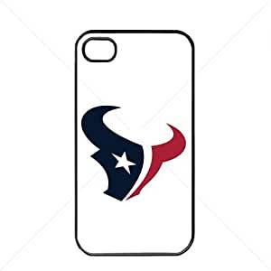 NFL American football Houston Texans Fans Case For Iphone 6 4.7Inch Cover PC Soft (Black)