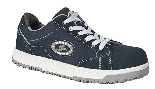 W.K. Tex. Zapato de seguridad Vidal S1, 1pieza, 43, 811004043