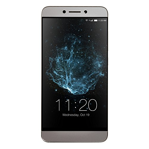 LeEco Le S3 32GB Unlocked GSM 4G LTE Octa-Core Android Phone w/ 16MP Camera - Gray