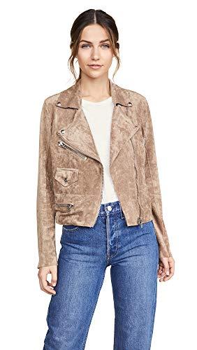 Blank Denim Women's Coco Jacket, Brick Wall, Tan, Large ()