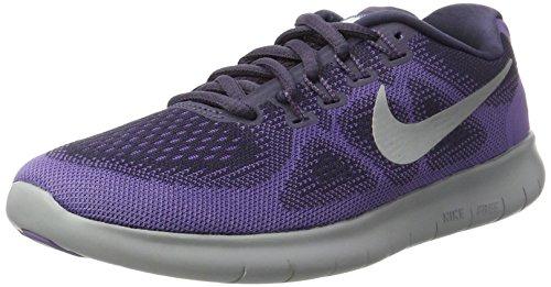 2017 Running Earth dk De Chaussures Run purple Femme Free Nike Violet Platinum pure Raisin hyp qwUS4xEq