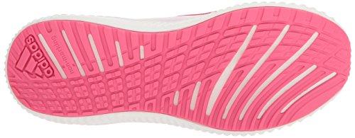 adidas Girls' Fortarun, Chalk Blue/Aero Pink/White, 10.5 M US Little Kid by adidas (Image #3)
