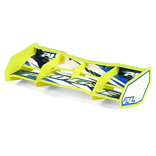 Rear Truggy Wing (1/8 Trifecta Yellow Wing)