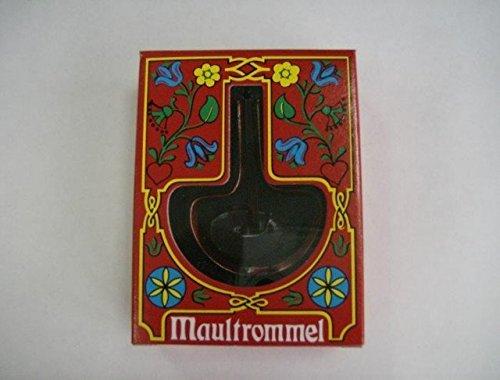 ARPA DE BOCA - Traunmuller (A3) Lacada (Blister Individual) (Original de Austria)