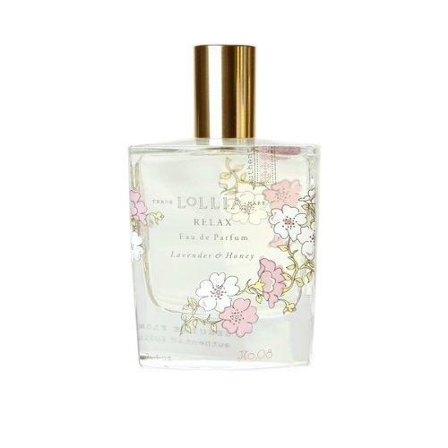 Lollia Relax No. 08 Lavender & Honey Petite Luminary ()