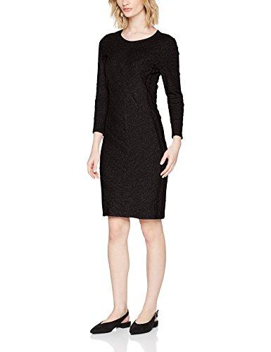 Kleid BOSS Damen Blau Dedressy 001 Black SZxxO5HUwn