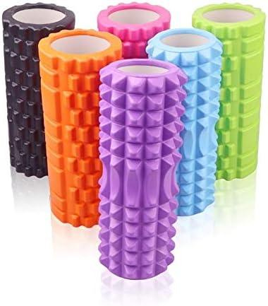 Foam Roller Yoga Column Gym Pilates Massage Physio Back Fitness Point Trigger