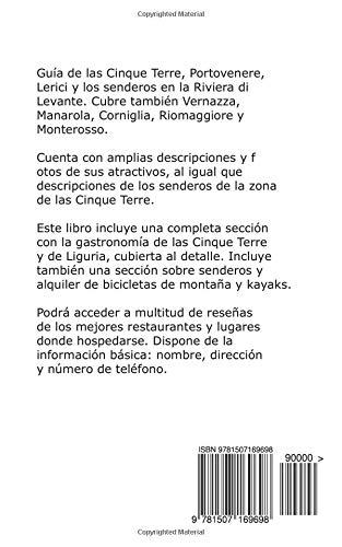 Cinque Terre (Español): Amazon.es: Enrico Massetti, Sara Gil ...