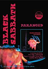 """The latest addition to the acclaimed & award winning Classic Albums series tells the story behind the making of one of Heavy Metal's greatest achievements: """"Paranoid"""" by Black Sabbath. Released in the autumn of 1970, the band's second alb..."""