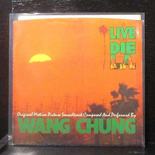 Wang Chung - To Live And Die In L.A. / Black-Blue-White - 7