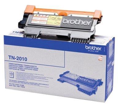 BROTHER TN2010 Toner schwarz fuer  HL-2130 DCP-7055 (Frustfreie Verpackung)