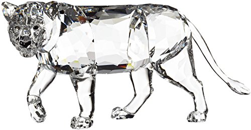 Swarovski Lion Mother Figurine by Swarovski