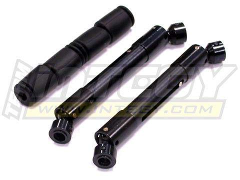 Integy RC Model Hop-ups T8125 Extended EXT +30mm Center Universal Drive Shaft for HPI Wheely King (113-153mm)