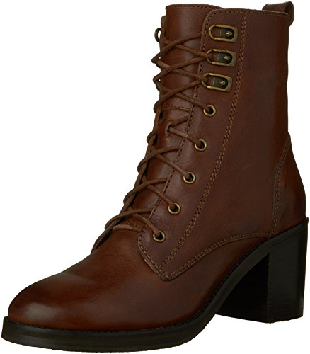 Kenneth Cole REACTION Women's Jenis Jay Combat Boot - Tan...