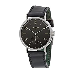 Nomos Tangomat Ruthenium-plated Dial Stainless Steel Mens Watch 603