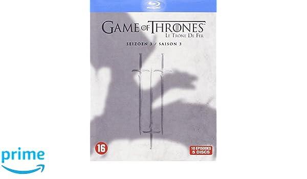 Game Of Thrones - Saison 3 [Blu-ray]: Amazon.es: TV Series ...