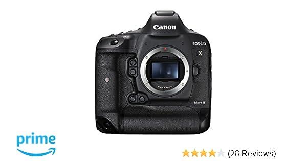 123f153cb Amazon.com   Canon EOS-1DX Mark II DSLR Camera (Body Only)   Camera   Photo