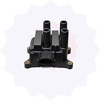 Online Automotive DNALM18 2008-OLACU1245 Premium Ignition Coil Pack Set