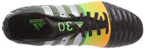 adidas Nitrocharge 3.0 AG - Zapatillas de fútbol Hombre Negro (core Negro/silver met./solar gold)