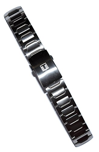 Tissot T-Touch Expert Solar Titanium Watch Band Bracelet [Check for T091420A ON The Back of ()