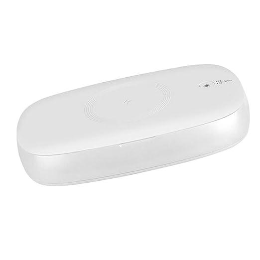 WANG-L Esterilizador Smartphone Caja De Desinfección Luz UV ...
