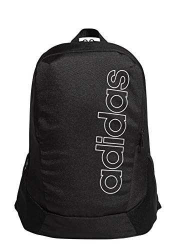 Men's Logo White Black adidas Rucksack Parkhood Black dSwUqp