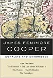 img - for James Fenimore Cooper's Five Novels: Complete and Unabridged book / textbook / text book