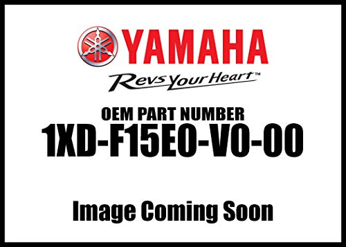 Yamaha OEM Viking / Viking VI Overfenders - 1XD-F15E0-V0-00