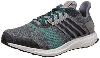adidas Ultra Boost St M Men's Running Shoes, Black: Amazon