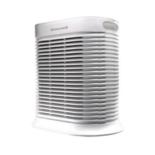 Honeywell HA106WHD Honeywell HA106WHD Air Purifier HEPA Filter Medium Room Microscopic Allergens