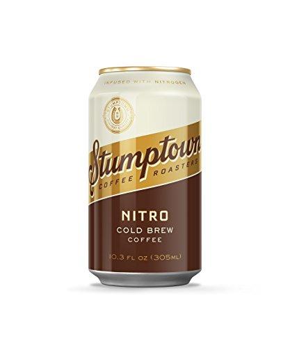 Stumptown Roasters Cold Brew Coffee Nitro Can, 10.3 oz