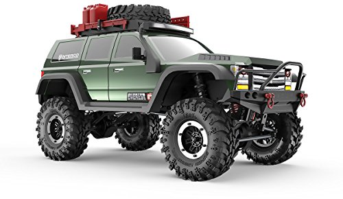 Redcat Racing Everest Gen7 Pro 1/10 4WD RTR Scale Rock Crawler ()