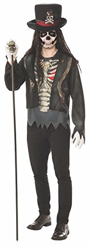 Rubie's Men's Standard Voodoo Man, as as Shown Extra-Large ()