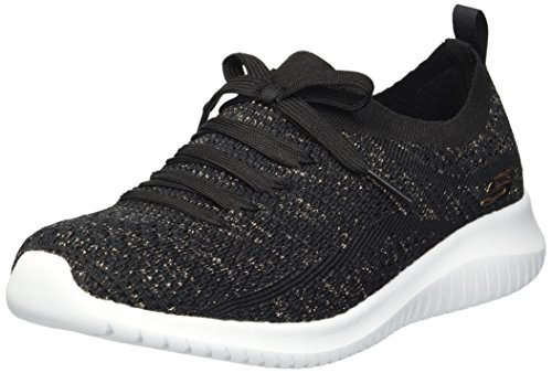 Ultra Baskets Skechers Salutations Femme Bianco Enfiler Flex PAFwFx7