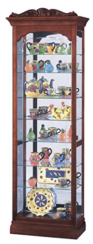 - Howard Miller 680-342 Hastings Curio Cabinet