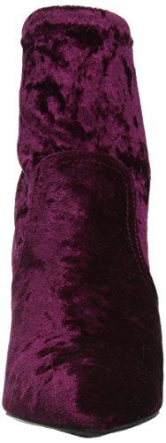 Qupid Frauen Spitzenschuhe Mariko Fashion Stiefel Wine aOafqpF