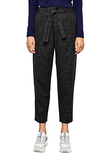Designed Pantalones Para Mujer Q 99n0 black By s Schwarz qPZI5t