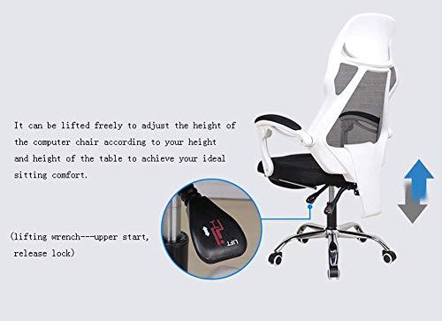 Datorstol hem spelstol E-sportstol enkel kontorsstol svängbar stol