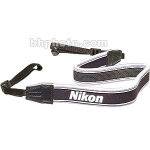 Nikon Grey/Black Neck Strap