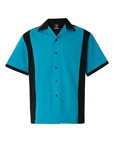 Hilton Bowling Retro Cruiser  Turquoise Black   L