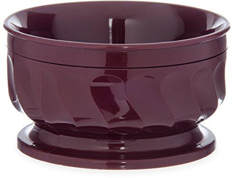 Dinex DX330061 Turnbury Insulated Pedestal Base Bowl, 9 oz., 2.38