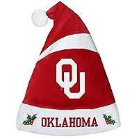 Oklahoma Sooners Basic Santa Hat - 2016