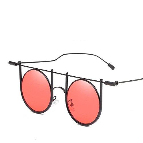 de de de a Cool Axiba Gafas de Estilo pie Sol Hombres Personalidad Americanas Sol R la Sol Versión Estilo de Nuevas con los D Mostrar Gafas de de y creativos Regalos Tendencia Europeas Gafas Etro 1aa5q67x