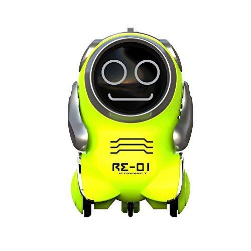 ロボット、rabingインテリジェント電動Dialogueリモートコントロールインタラクティブロボットおもちゃfor Kids イエロー 3658965